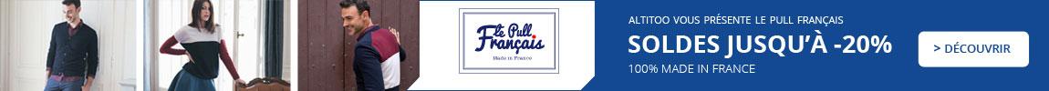 Le Pull Français Soldes