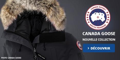 nouvelle gamme Canada Goose