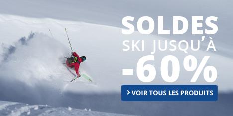 Soldes Ski Jusqu'à -60%