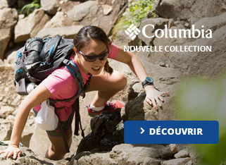 columbia nouvelle collection