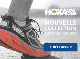 Nouvelle collection Automne Hiver 15 Hoka