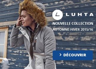Luhta Nouvelle collection hiver 2015