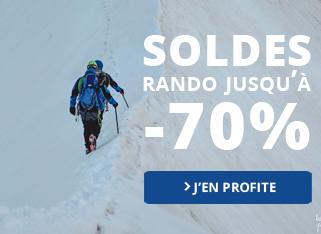 Soldes Rando jusqu'à -70%